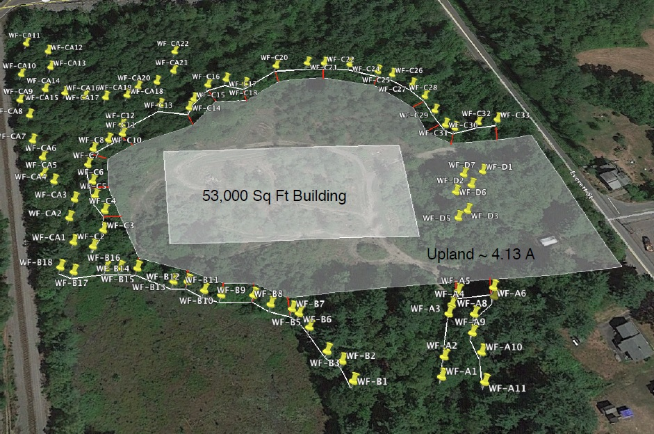 Land for Sale on Everett Street in Middleboro MA