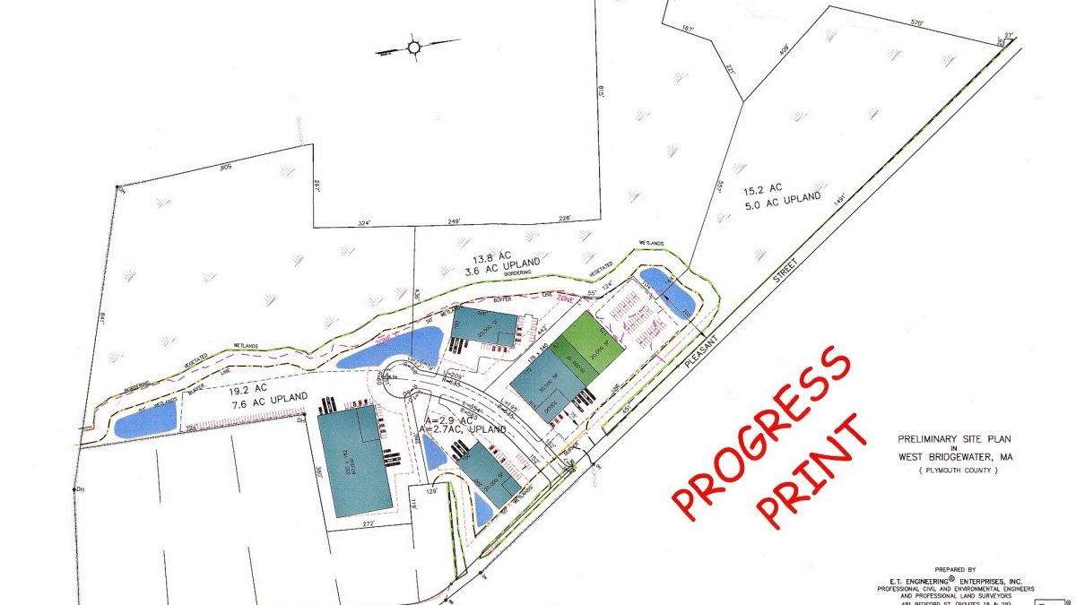 Land for Sale in West Bridgewater MA